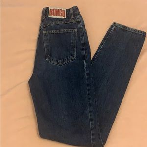 Vintage BONGO High Waisted Jeans